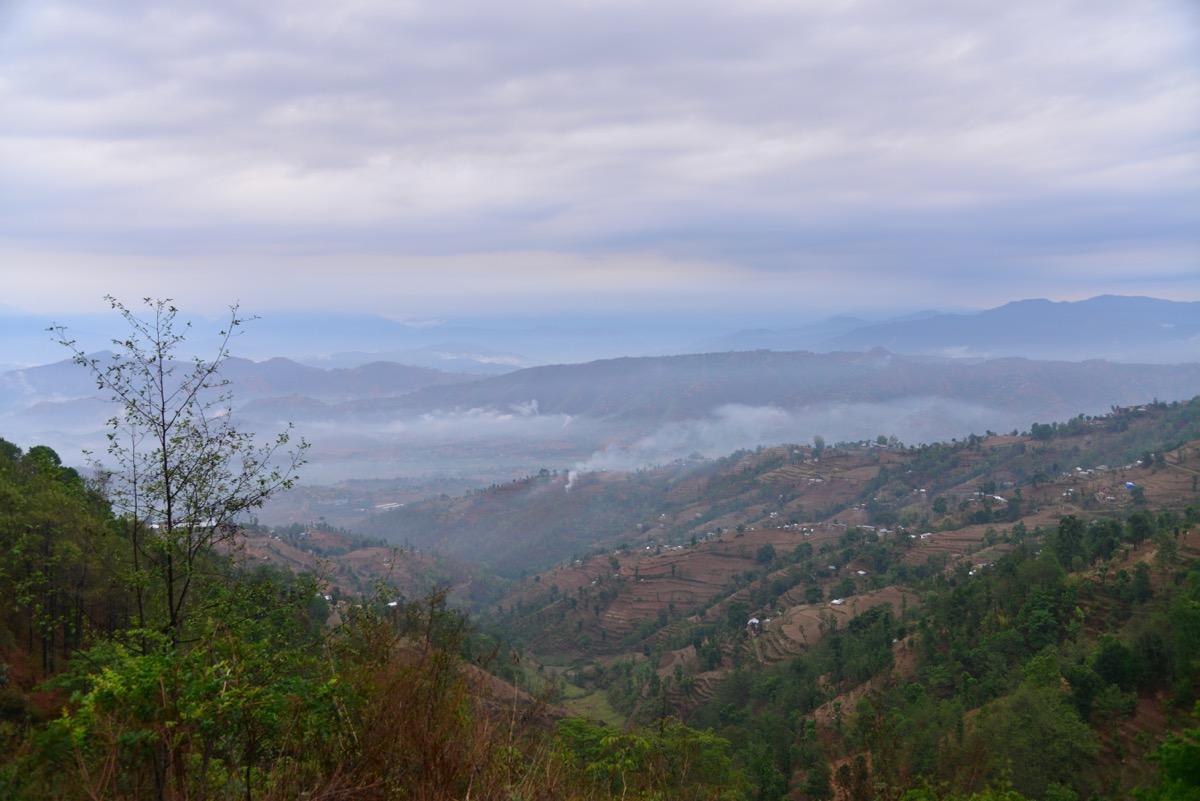Bhadrapur To Ilam Drive Kanchenjunga Trek