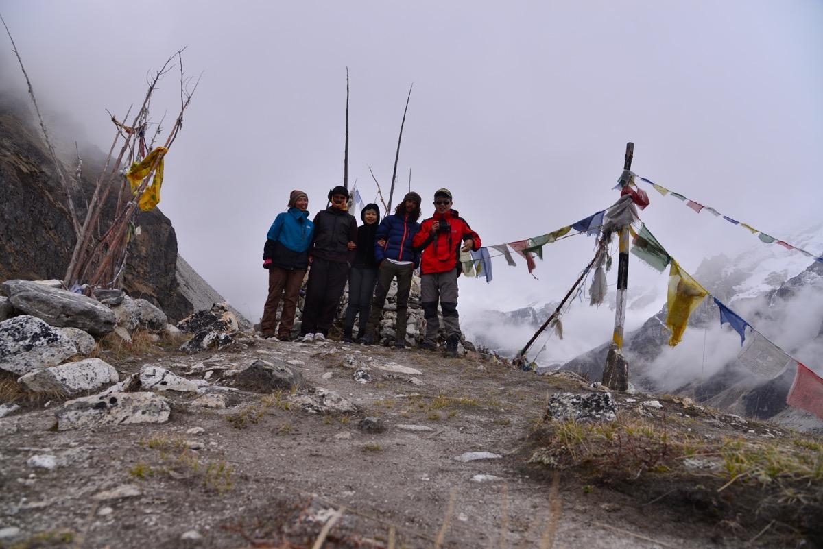 Kanchenjunga South Base Camp