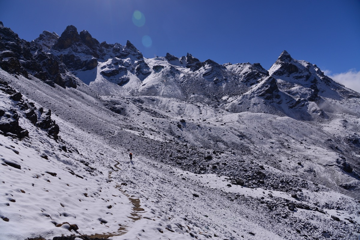 Sele Le Pass Kanchenjunga