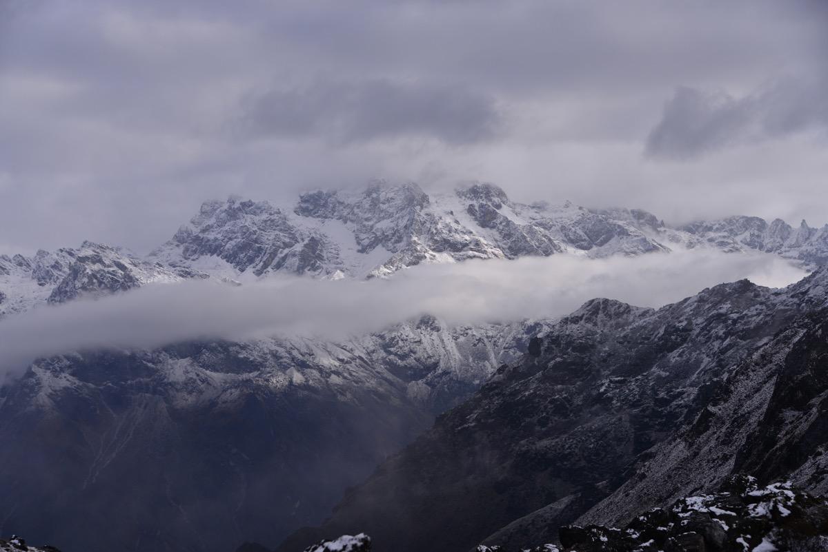 Sele Le Pass Kanchenjunga Circuit