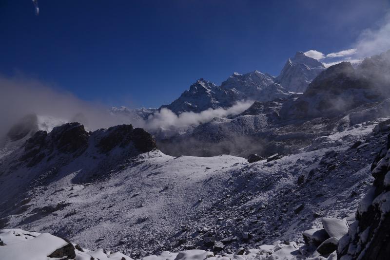 Janu Peak Kanchenjunga
