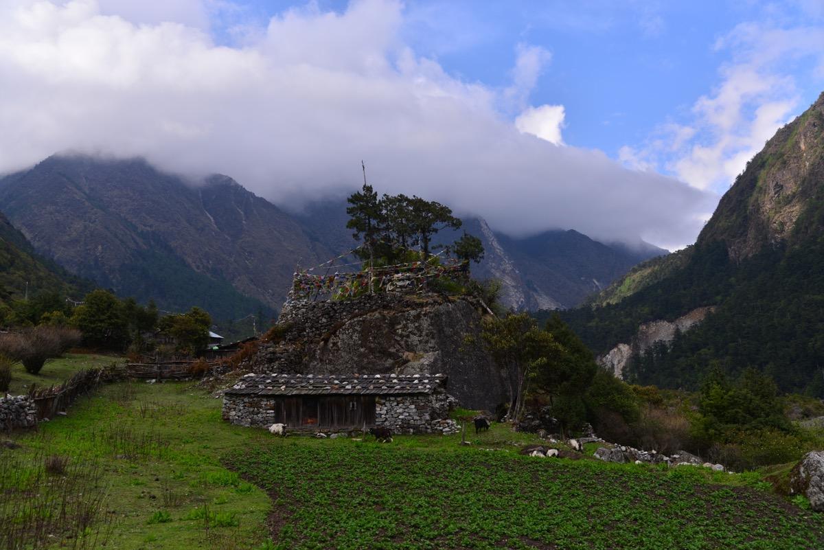 Gyabla Kanchenjunga Circuit Trek