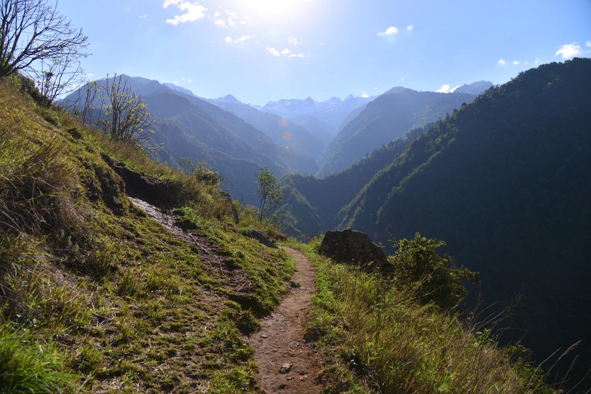 amjilosa kanchenjunga north trek