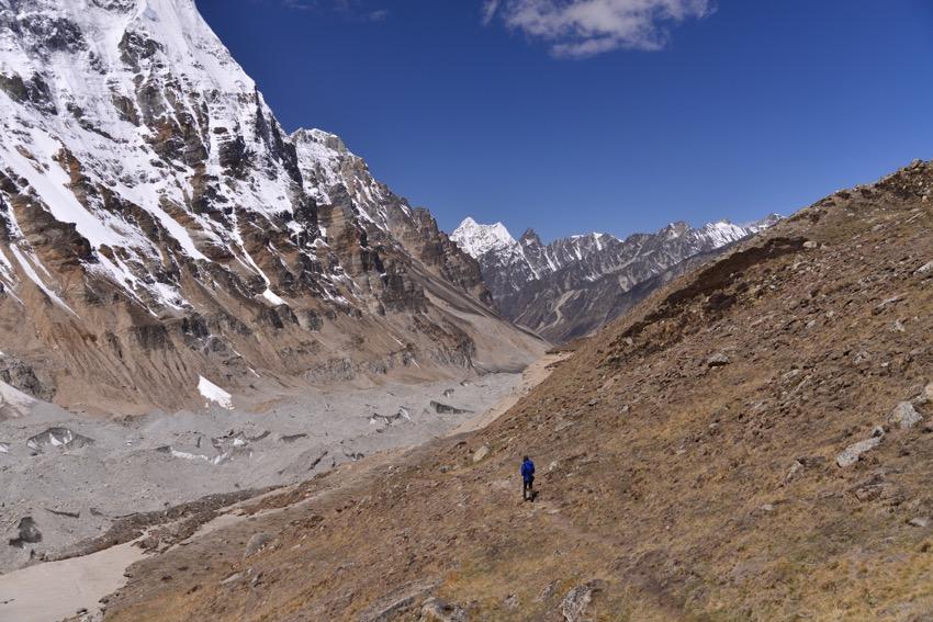kanchenjunga north base camp trek permit