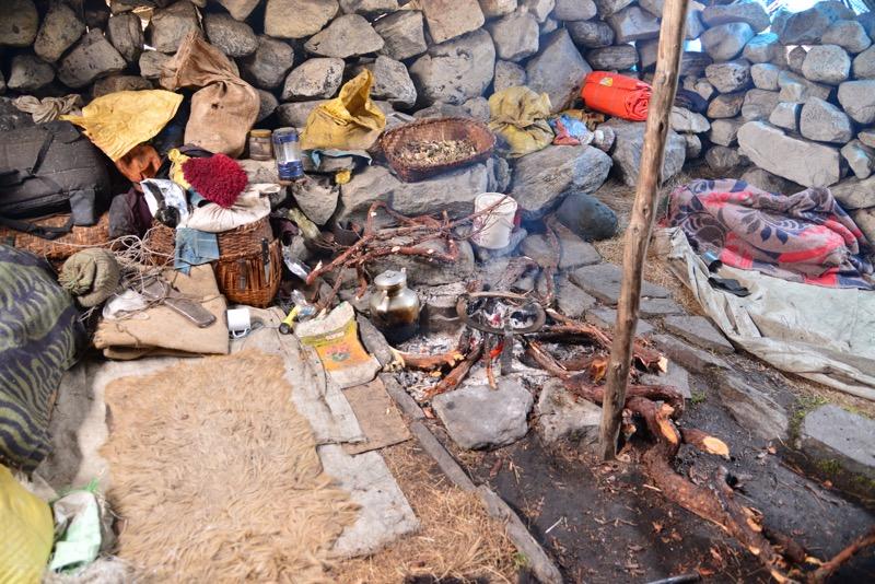 Kanchenjunga trek food