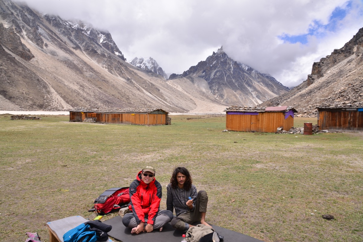 Lhonak Kanchenjunga North