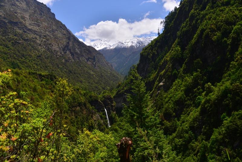 where is kanchenjunga