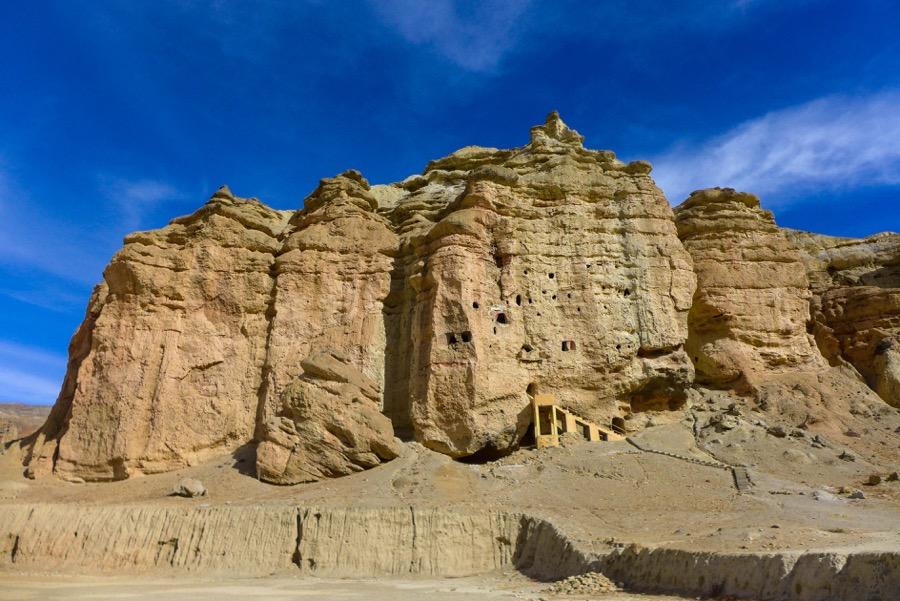 Jhong cave