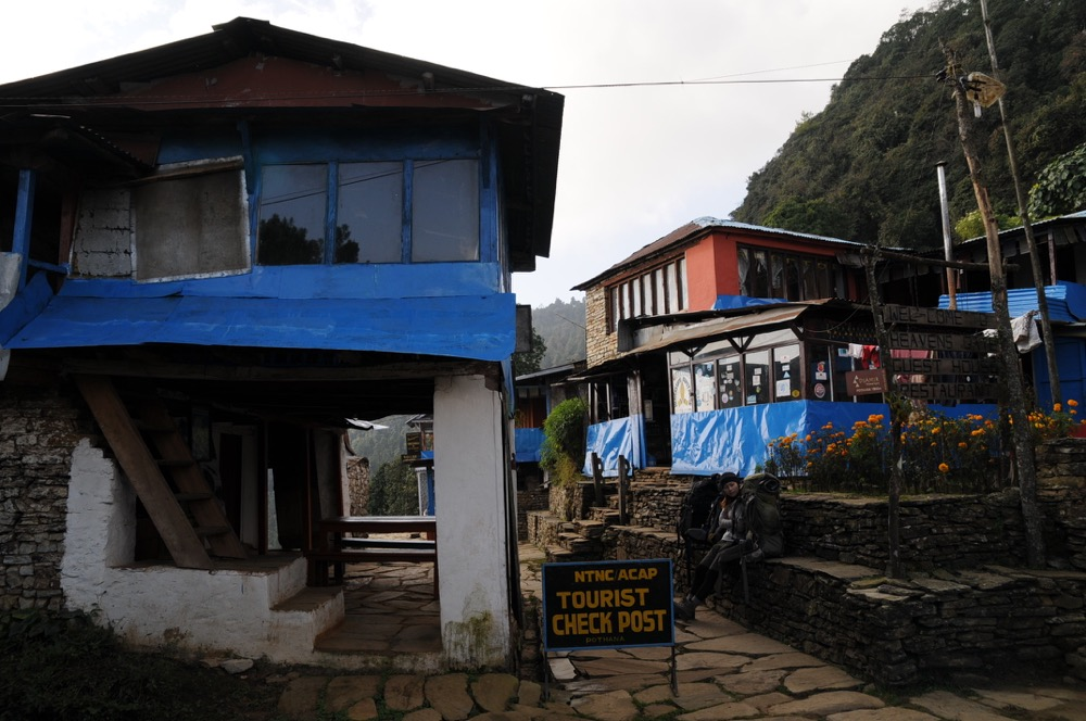 annapurna base camp trek accommodation