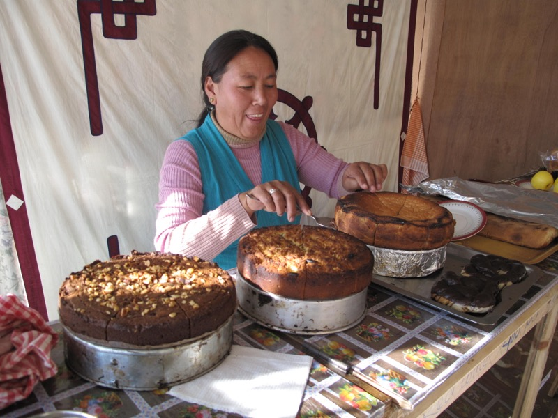 bakery in everest region