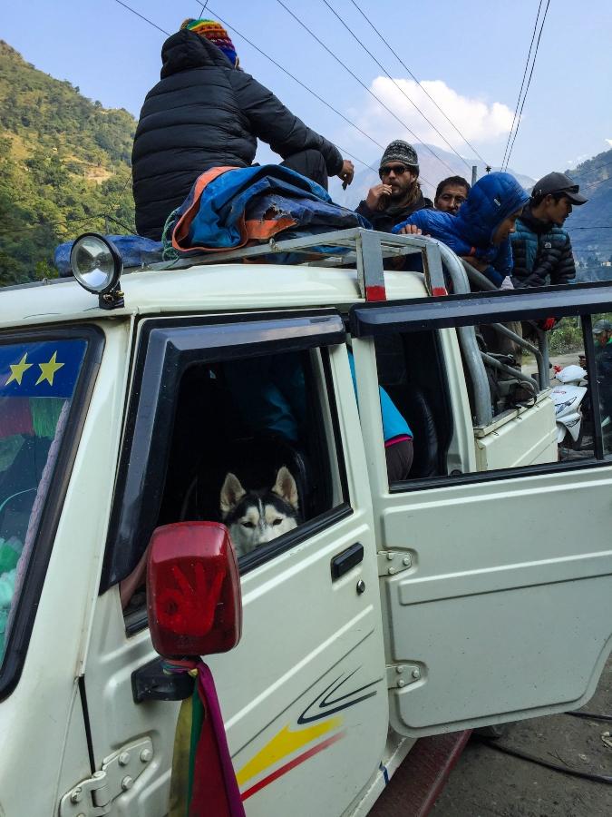 jeep to besir sahar