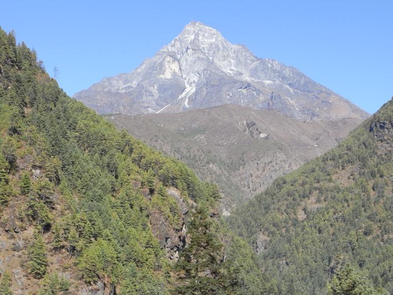 Khumbi Yula Mountain Khumjung