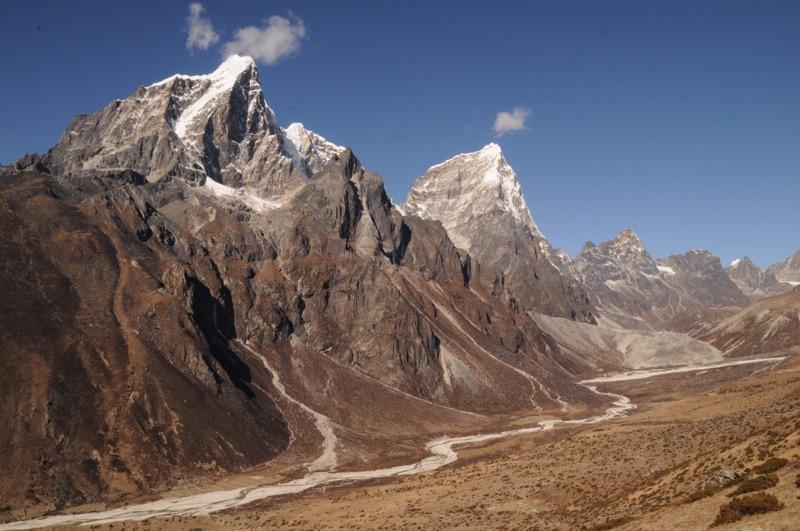 Khumbu to Gokyo Valley