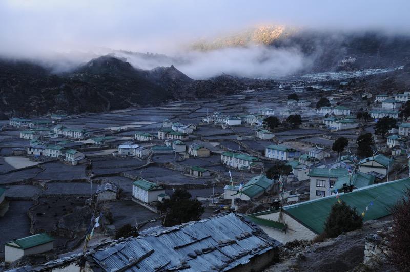 Khumjung and Khunde Village