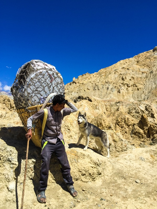 local man upper mustang