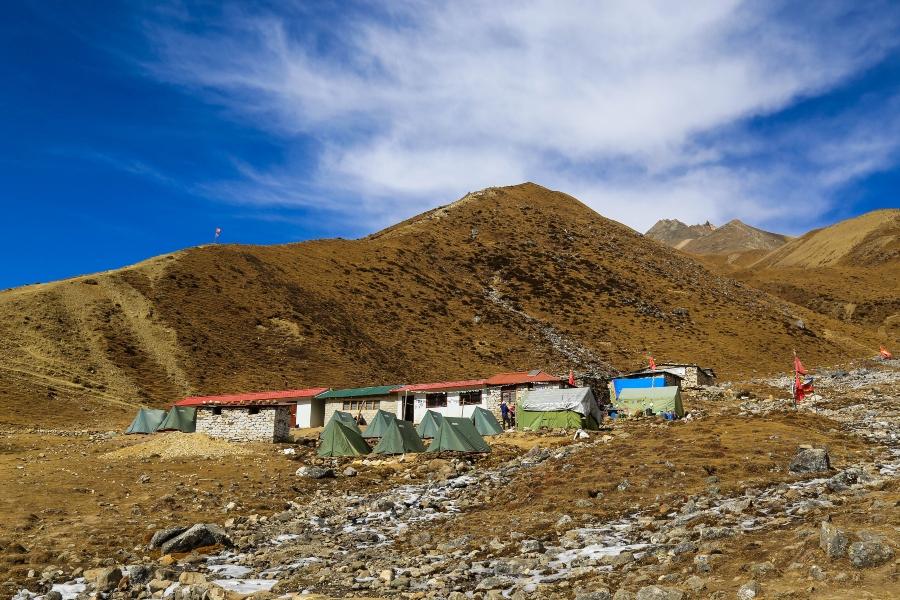 tents in dharmashala