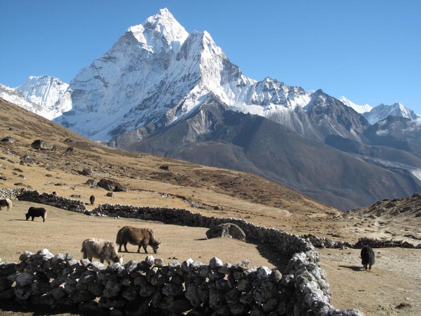 Thukla Everest Region