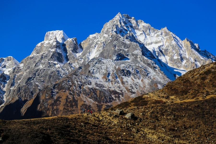 trail to dharmashala