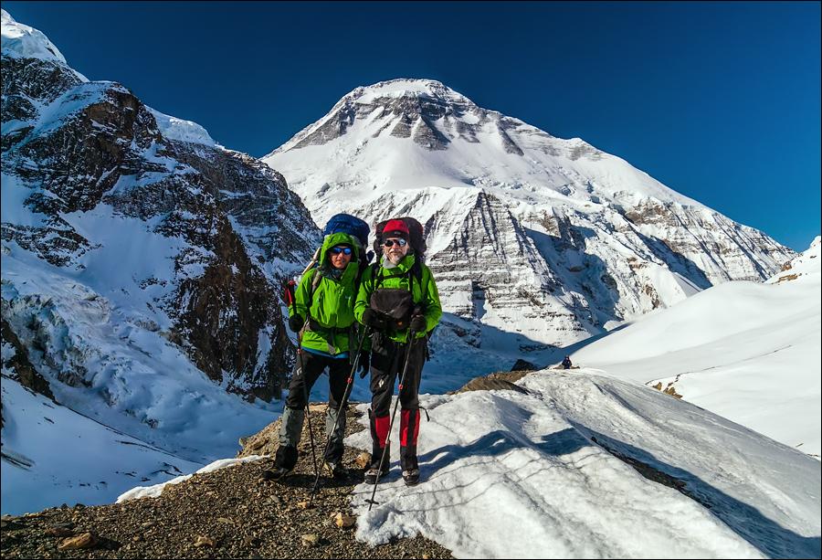 dhaulagiri trekking itinerary