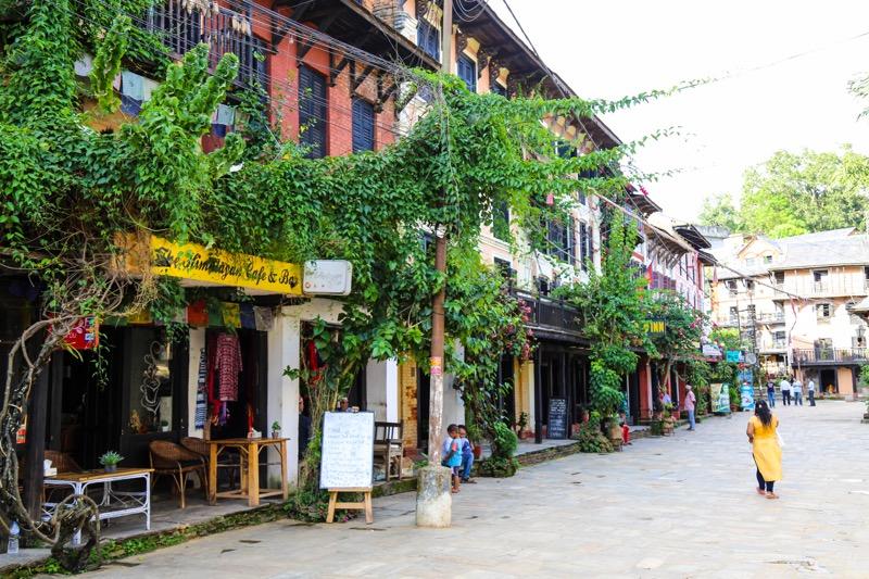 Bandipur old town