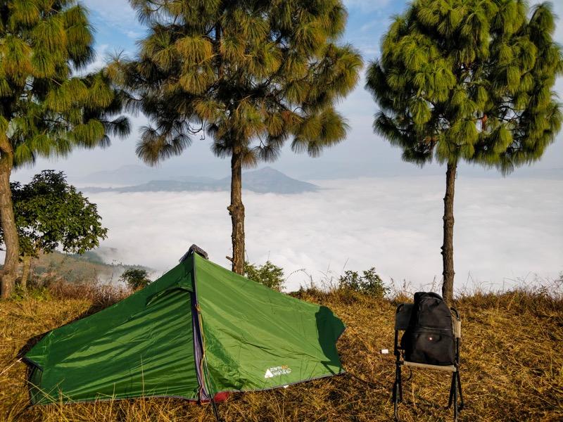 Bandipur camping