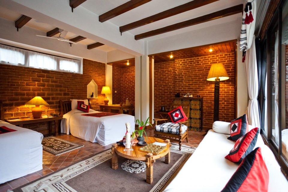 dwarikas hotel gaushala