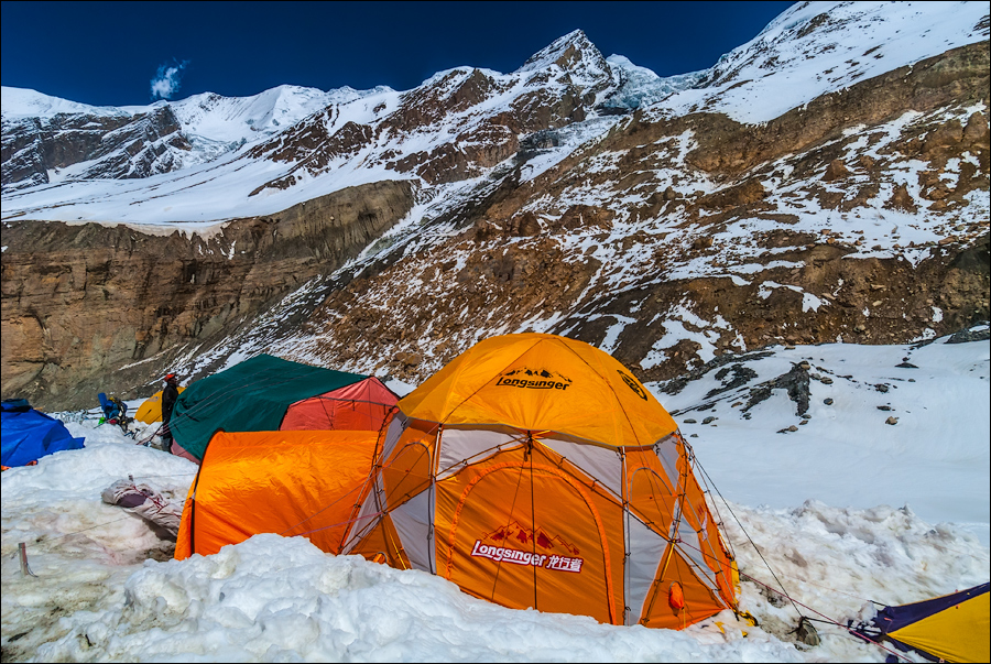 dhaulagiri circuit trek full service expedition