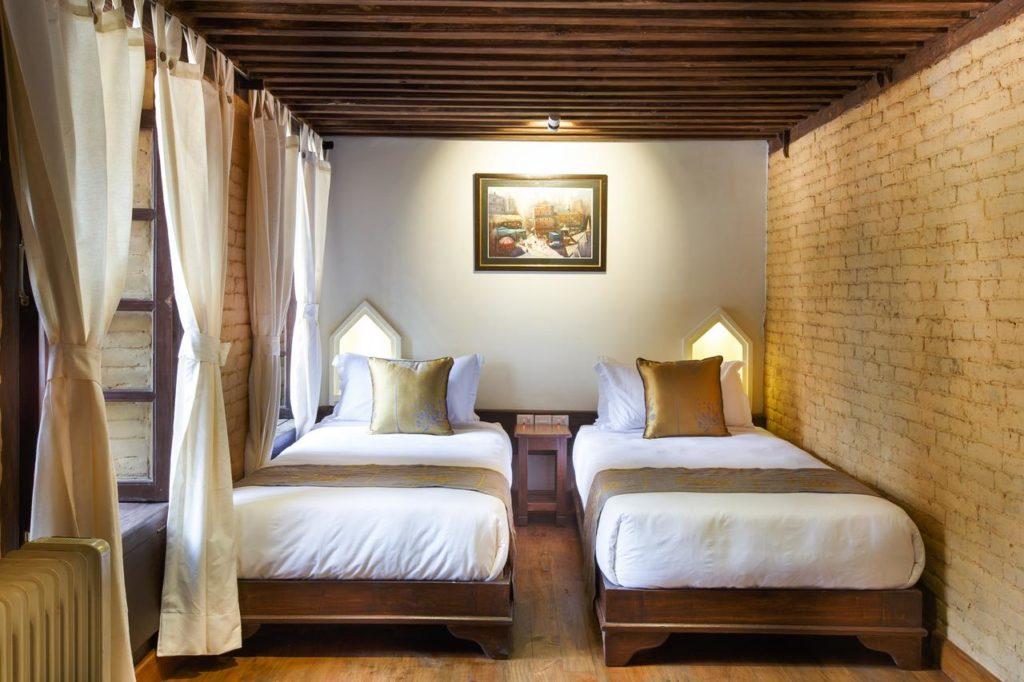 hotel patan house kathmandu