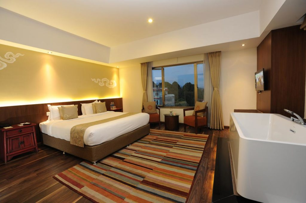 hotel shambala maharajgunj