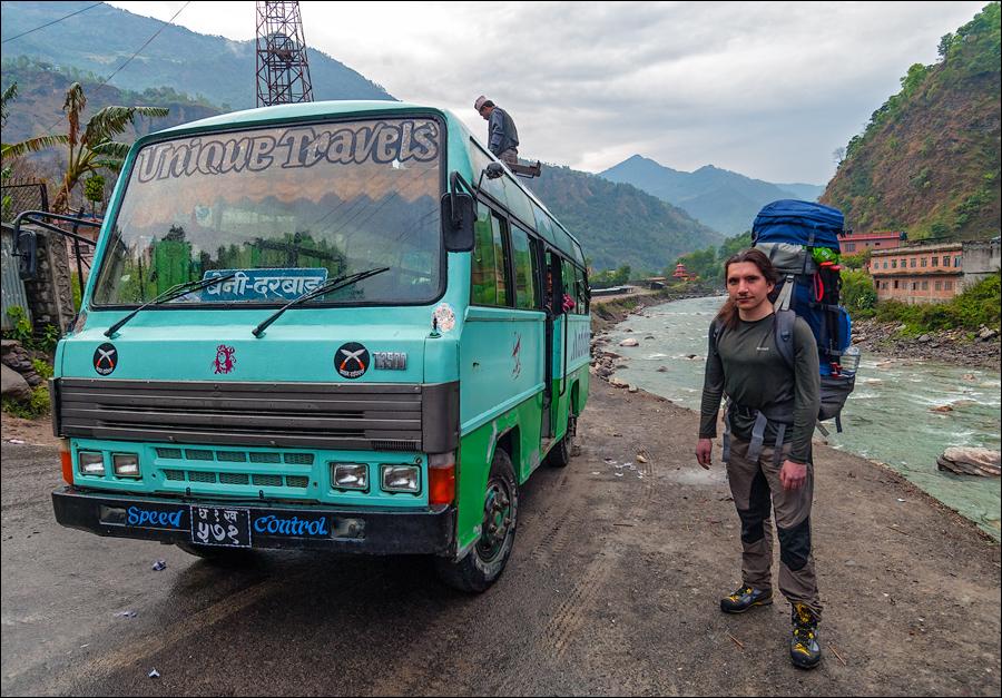 Pokhara to Darbang Dhaulagiri Circuit Trek