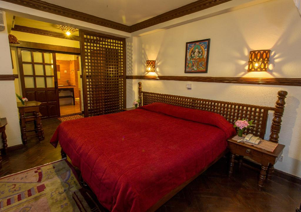 internatioanl guest house thamel