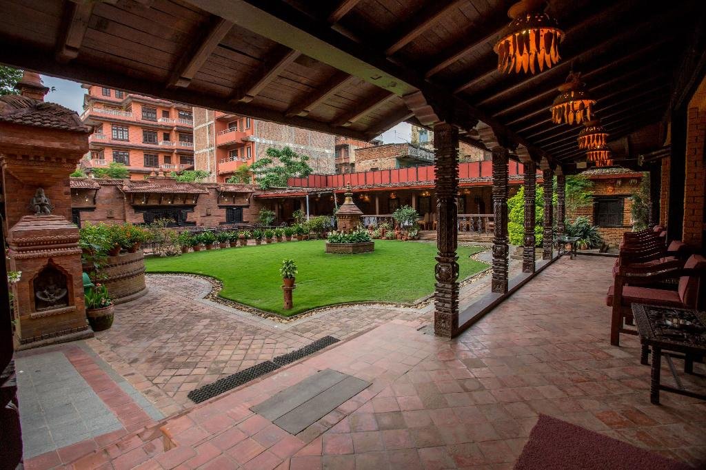 international guest house kathmandu hotel