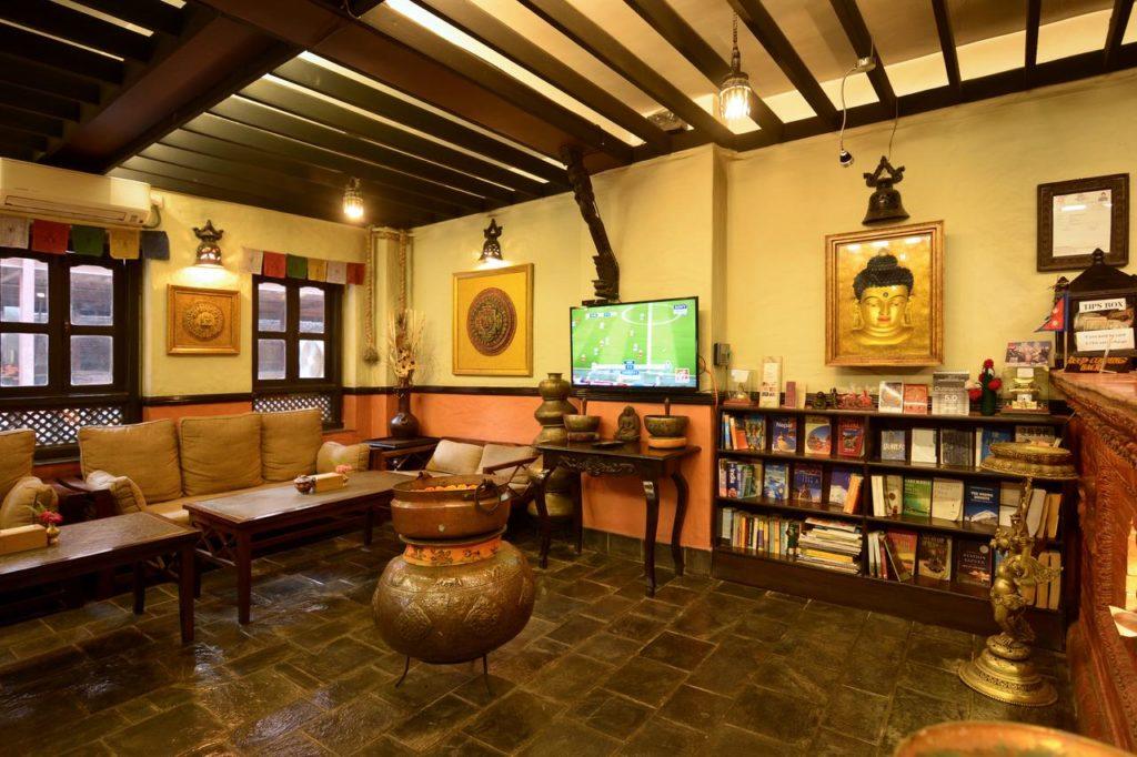 kasthamandap boutique hotel thamel