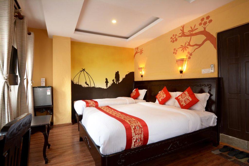 kasthamandap boutique hotel thamel kathmandu