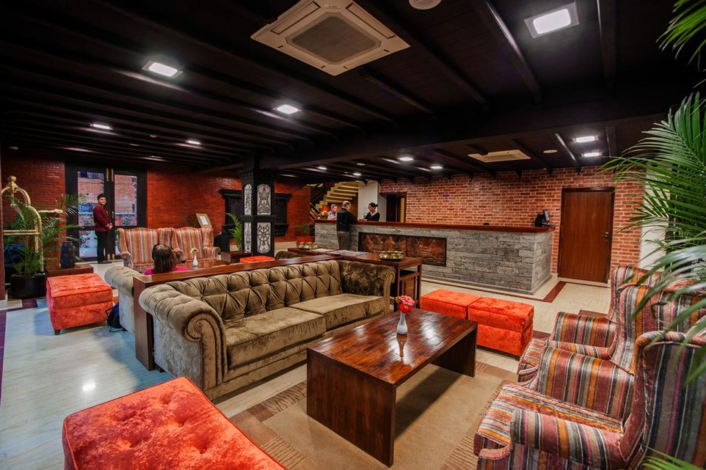 traditional comfort hotel thamel