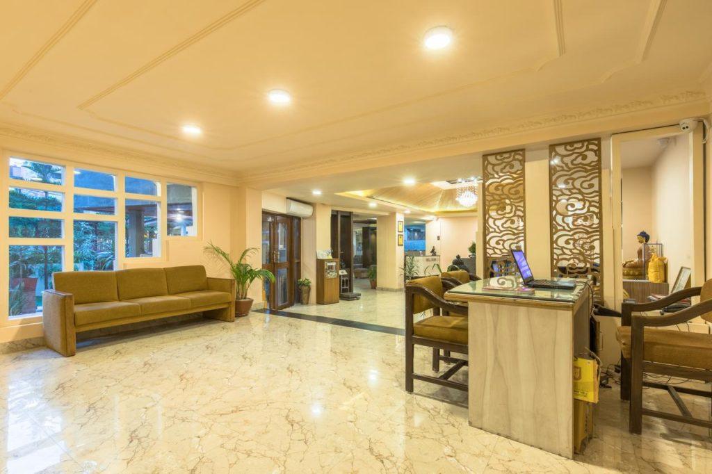 moon light hotel thamel kathmandu