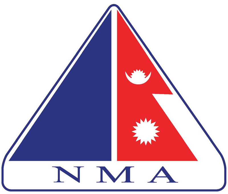 Nepal Mountaineering Association Logo