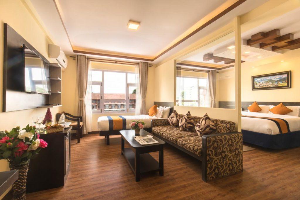 Norbulinka hotel thamel
