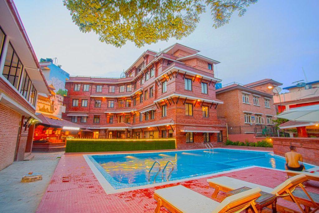 pashupati boutiuqe hotel kathmandu airport