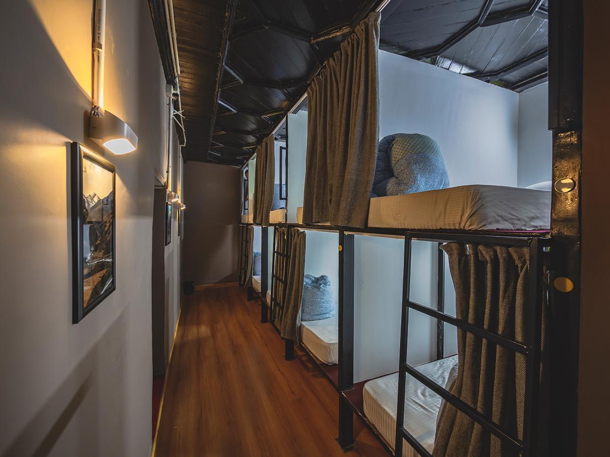 poshtel hostel kathmandu