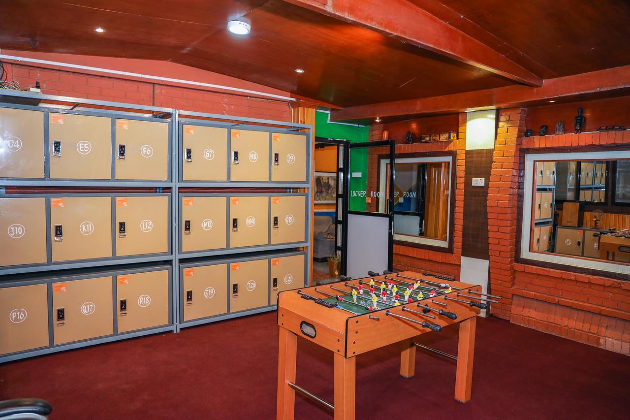 shangrila hostel kathmandu thamel