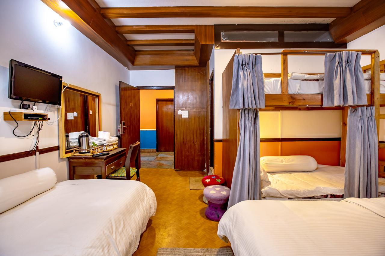 shangrila boutique hostel thamel