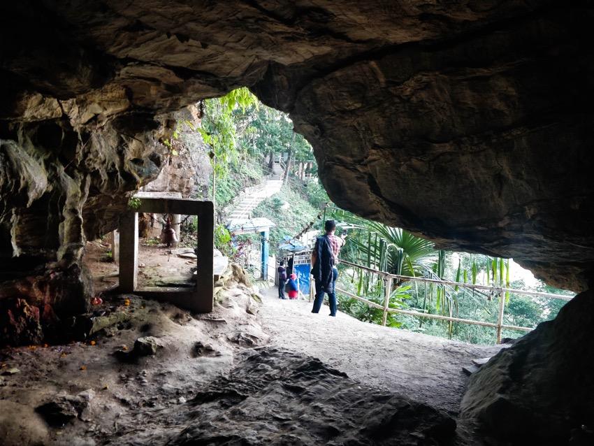 siddha cave in bimalnagar