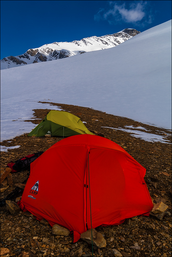 tented accommodation in dhaulagiri