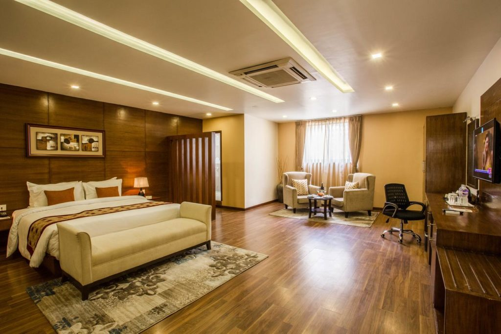 yatri suites and spa thamel