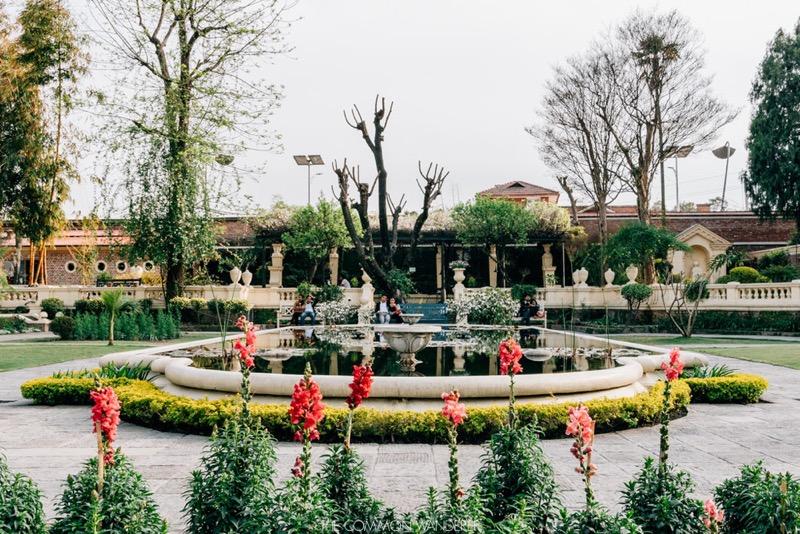garden of dream kathmandu thamel