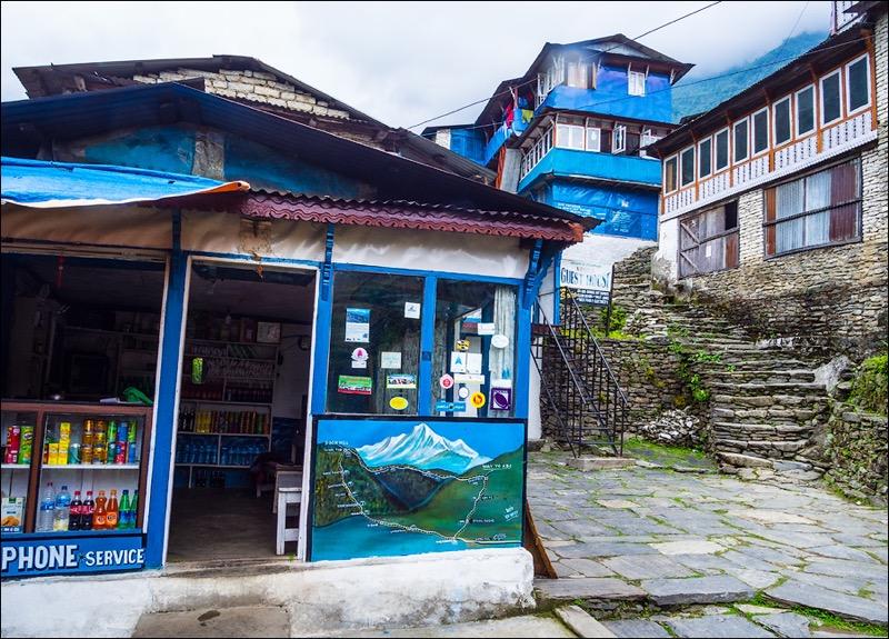 ghorepani poon hill accommodation