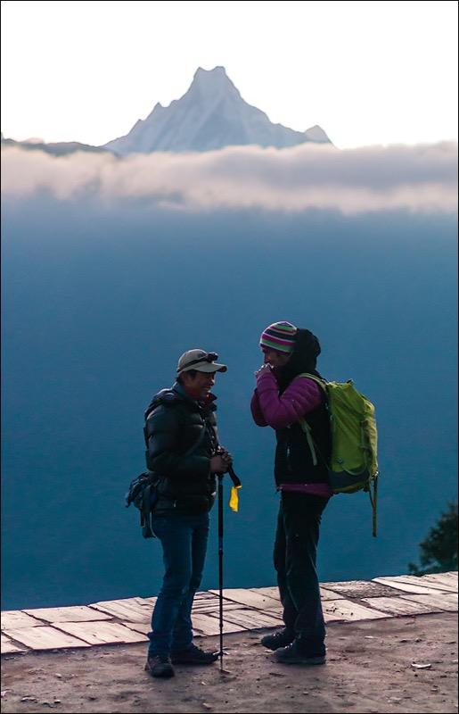 ghorepani poon hill guide