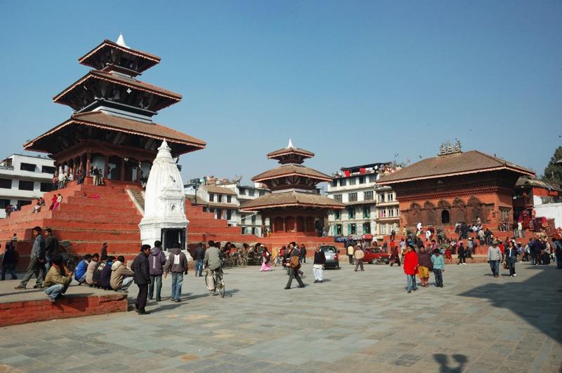 basantapur kathmandu durbar square