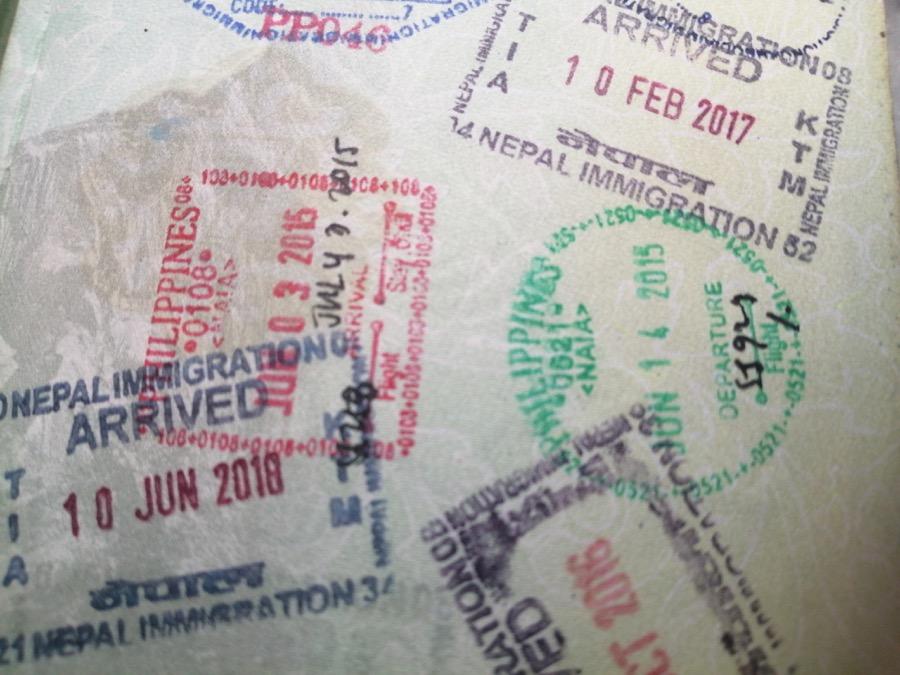 Philippines Tourist Visa For Nepali